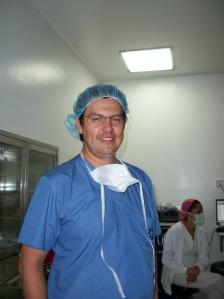 Dr. Fernando Arias