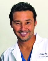 Dr. Fabian Emura, of the EmuraCenter