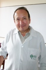 Dr. Oswaldo Borraez, Trauma Surgeon, The Bogota Bag