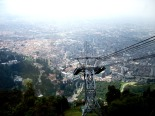 The tram to Monserrate