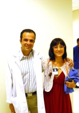 with Dr. Marnes Molina, Urologist