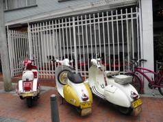 vintage rides in Usaquen