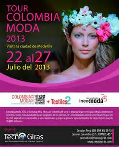 ad for Colombia Moda 2013 from Inxemoda