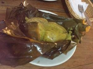 Colombian Tamal