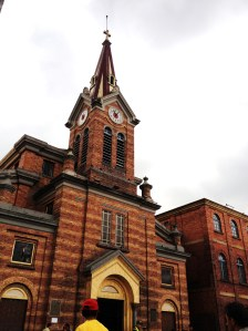 Iglesia de nino del 20 de Julio