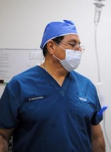 Dr. Gonzalez Alvarez, Anesthesiologist