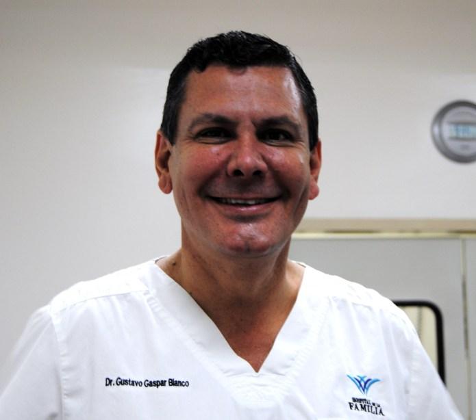 Dr. Gustavo Gaspar