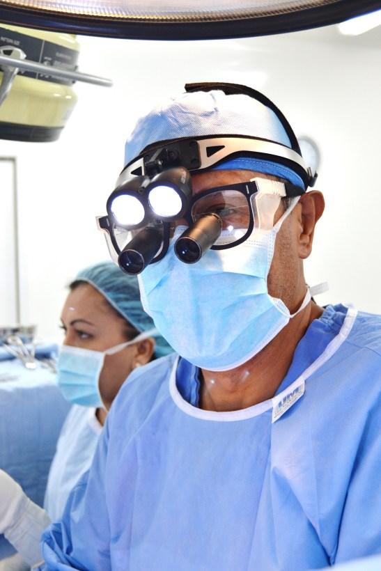 'Papa' of our cardiac surgery team