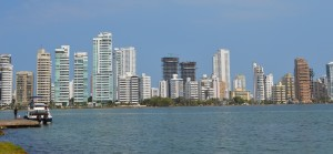 the always evolving landscape of Cartagena