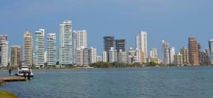 the always evolving landscape of Cartagena