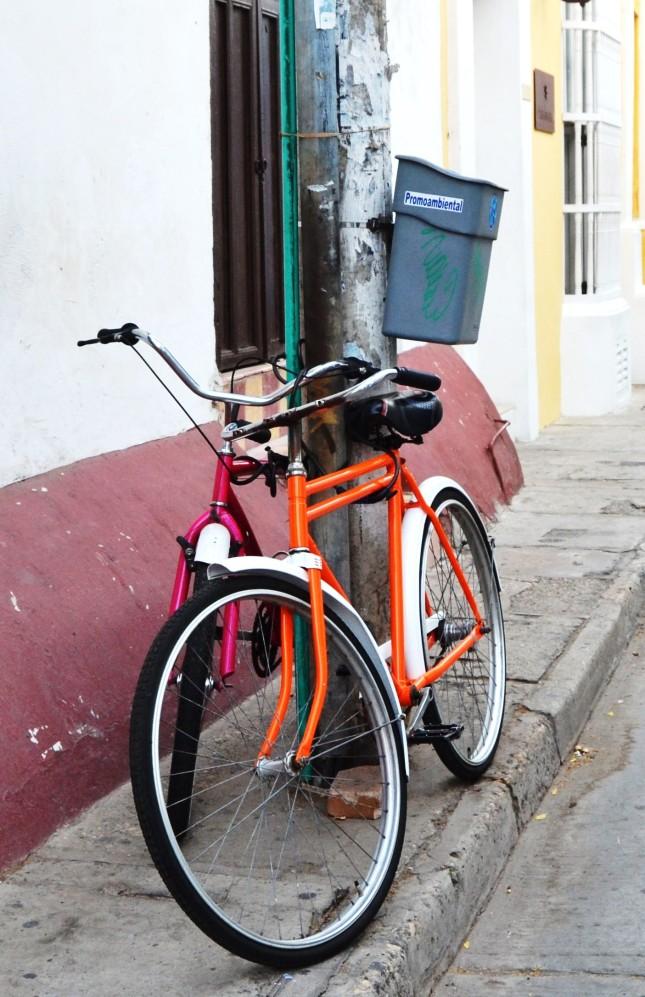 bikes in el centro