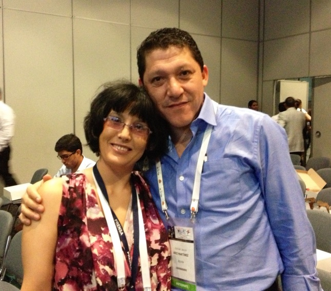 with Dr. Cristian Anuz Martinez